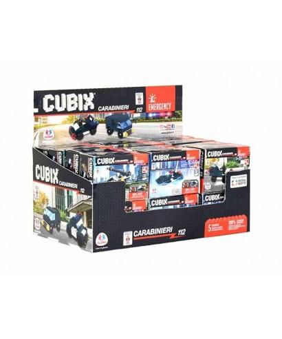 CUBIX COSTRUZIONI CARABINIERI 24pz38334