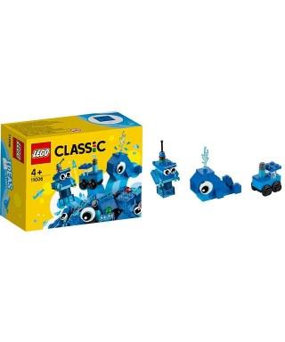 LEGO CLASSIC MATTONCINI BLU 11006