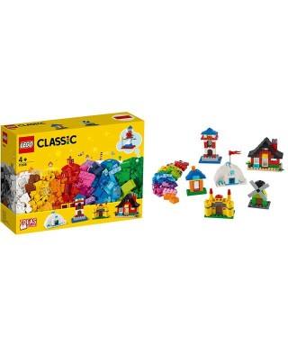 LEGO CLASSIC MATTONCINI E CASE 11008