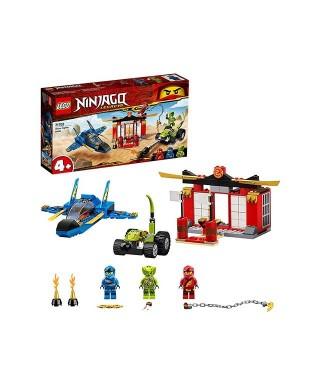 LEGO NINJAGO BATTAGLIA STORM FIGHTER 71703