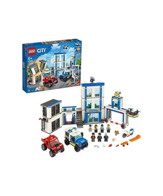 LEGO CITY STAZIONE DI POLIZIA 60246