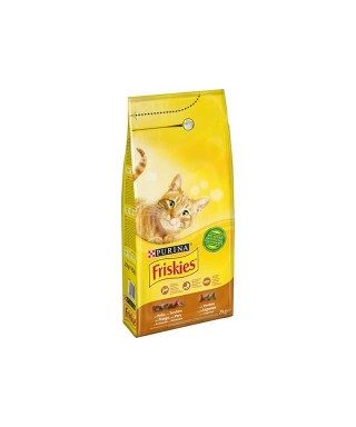 FRISKIES ADULT  POLLO/TACCHINO 2Kg 9736